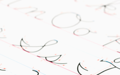 The End of an Era for Cursive Writing